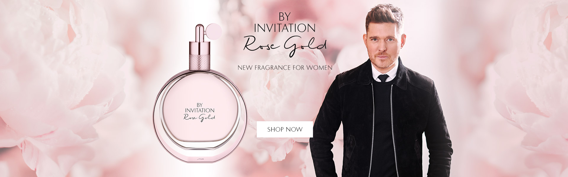 By Invitation Rose Gold